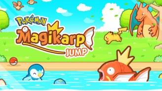 Pokemon's 'Magikarp Jump' Is An Adorably Weird Mobile Game