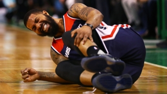 Markieff Morris Will Straight Up Ask Al Horford If He Tried To Injure Him