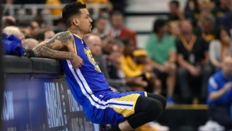 Matt Barnes Had An Interesting Take On How The 'We Believe' Warriors Would Fare Against Today's Squad