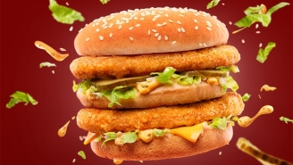 McDonald's Latest Gift To The World Is The Chicken Big Mac