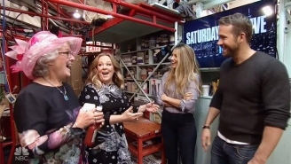 Melissa McCarthy Uses Her Entrance Into The Five-Timers Club To Give A Mother's Day Tour Of 'SNL'