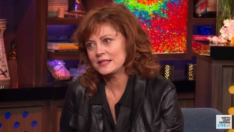 Susan Sarandon Fires A Shot At 'Uninformed, Trumpian' Debra Messing While Noting Icy In-Person Encounters