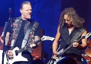 Metallica Are Basically Letting Fans Preview Their Upcoming Tour In A Rehearsal Livestream