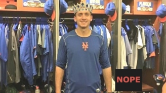 The Mets Accidentally Sent A Locker Room Tweet With A Sex Toy In It