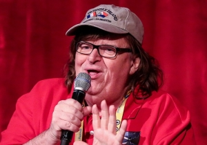 Michael Moore Will Make His Broadway Debut With A New Play That's All About Trump