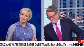 The 'Morning Joe' Crew Had A Fantastic Time Bashing 'Smartest Person In The Room' Ted Cruz Over Sally Yates