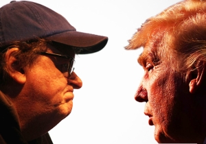 Michael Moore's 'Fahrenheit 11/9' Wants To Do What 'Fahrenheit 9/11' Couldn't — Bring Down The Man In The White House