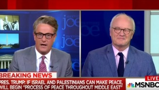 'Morning Joe' Calls Trump A 'Jackass' For Allegedly Admitting He Revealed An Israeli Source To Russians
