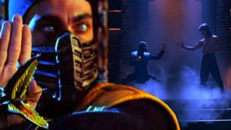 The Fight Scenes From The Original 'Mortal Kombat' Movie, Ranked