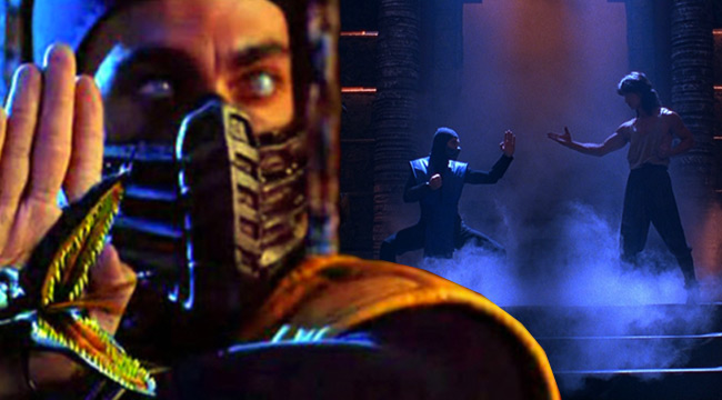 The Fight Scenes From The Original Mortal Kombat Movie Ranked