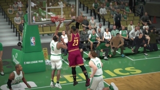 We Simulated Game 2 Of Cavs-Celtics To See If Isaiah Thomas Can Stop 'NBA 2K' LeBron James