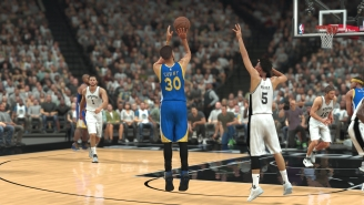 We Simulated Game 3 In 'NBA2K' To See If Kawhi Leonard Would've Made A Difference Against The Warriors