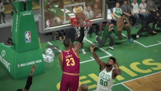 We Simulated Game 5 In 'NBA 2K17' To See If Cleveland Closes Out The Celtics In Boston