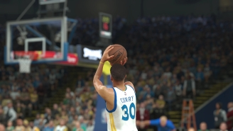 We Used 'NBA 2K17' To Simulate Game 1 Of The Cavaliers Vs. Warriors NBA Finals Trilogy
