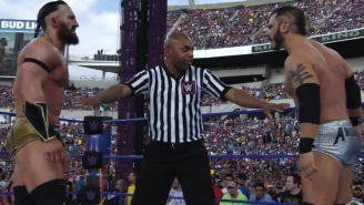 The WrestleMania 33 DVD Does Not Include The Kickoff Show Matches