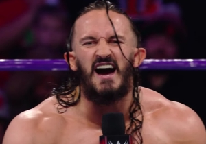 Kurt Angle Believes Neville Can Be A Future WWE Main Eventer