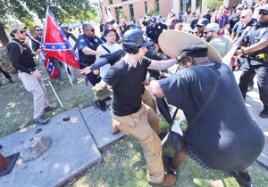 White Supremacists Came Out In Full Force To Protest New Orleans' Removal Of Confederate Statues