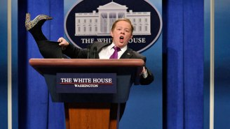 Weekend Preview: Melissa McCarthy Is Here To Do Her Best Sean Spicer On 'SNL'