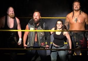NXT's SAnitY Faction Was Originally Supposed To Be Entirely Different Wrestlers