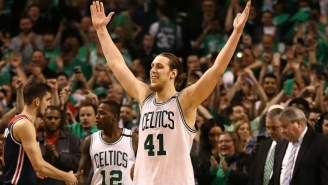Kelly Olynyk Had The Playoff Game Of His Life, And The Basketball World Wasn't Prepared For It