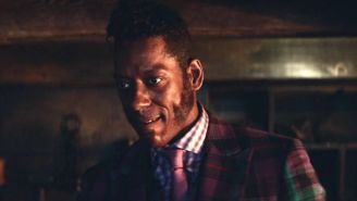 Orlando Jones Breaks Down Race Relations In This Phenomenal (And Depressing) 'American Gods' Clip