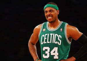 Paul Pierce Couldn't Believe Tracy McGrady Would Take LeBron James Over Magic Johnson