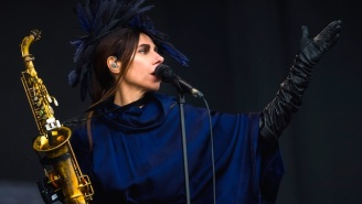 PJ Harvey Is As An Archangel Of Rock At Her Imperious Live Show