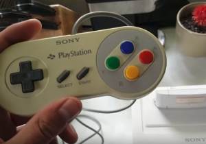 The Decades-Old CD-ROM-Based 'Nintendo Play Station' Prototype Is Up And Running