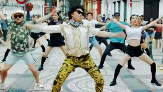 'Gangnam Style' K-Pop Sensation PSY Returns With A New Earworm To Haunt Us All
