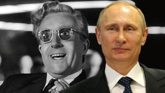 Putin Watched 'Dr. Strangelove' For The First Time While Being Interviewed By Oliver Stone