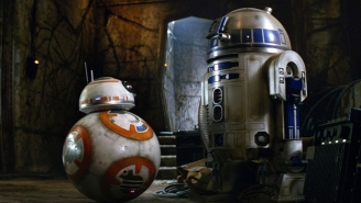 If It Weren't For Rian Johnson, R2-D2 Wouldn't Be In The Ending Of 'Star Wars: The Force Awakens'