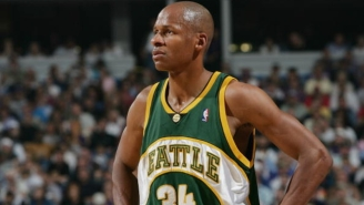 Ray Allen Wants To Help Bring The SuperSonics Back To Seattle
