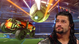 WWE Announces An Official Partnership With Rocket League