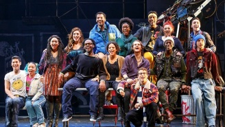 The 'Rent' Live Musical Coming To Fox Proves This TV Trend Won't Be Dying Anytime Soon