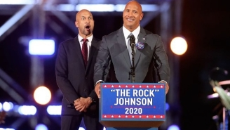 Dwayne 'The Rock' Johnson Says He Has 'Seriously Considered' Running For President, But Not In 2020