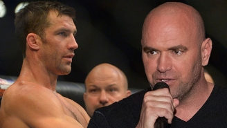 Luke Rockhold Is Escalating His Feud With Dana White As UFC Fighters Continue To Be Marginalized