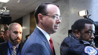 Deputy AG Rod Rosenstein Told Senators He Knew James Comey Would Be Fired Before Writing His Memo