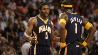 Stephen Jackson Says Ron Artest Asked The Most Amazing Question After The Malice At The Palace
