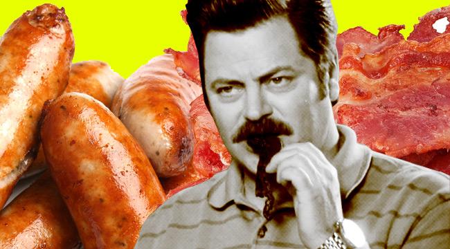 The World's Best Breakfast Meats, Power Ranked