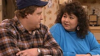 'Roseanne' Wasn't Going To Come Back Without John Goodman