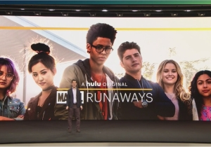 Marvel's 'Runaways' Will Arrive On Hulu Later This Year