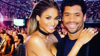 Russell Wilson Posted A Mother's Day Note To Ciara On Instagram And The Internet Got Mad