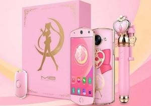Win Love By Daylight With This Official Sailor Moon Cell Phone