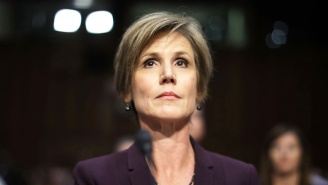 Sally Yates: I Spoke With White House Counsel Three Times To Express Concern About Michael Flynn