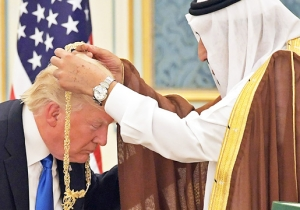 Roger Stone Wanted To 'Puke' After Watching Trump Accept A Saudi Award And Blamed Jared Kushner