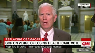 GOP Congressman: People Who 'Lead Good Lives' Should Pay Less For Health Insurance