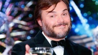 Jack Black Toasts To The Douchebags In This Kanye West 'Runaway' Homage