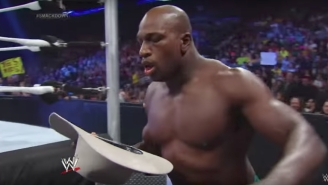 Titus O'Neil Is Being Sued For $1.2 Million For Kicking A Cameraman
