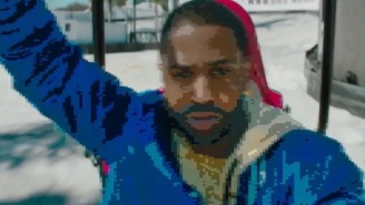 Big Sean Get The 8-Bit Treatment And Channels Mario Kart In His 'Jump Out The Window' Video