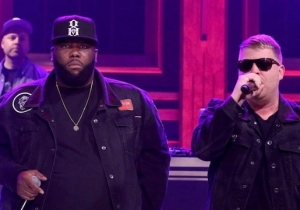 Run The Jewels Share The Stripped-Back Demo Version Of 'Panther Like A Panther'